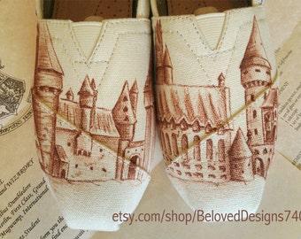 Hogwarts TOMS