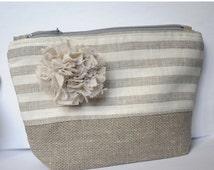 ON SALE Ladies Handbags Ladies Purse Bags and Purses Linen Burlap Clutch Gift for Woman Ellegant Bag Medium Purse Handbags Cutch Casual Bag