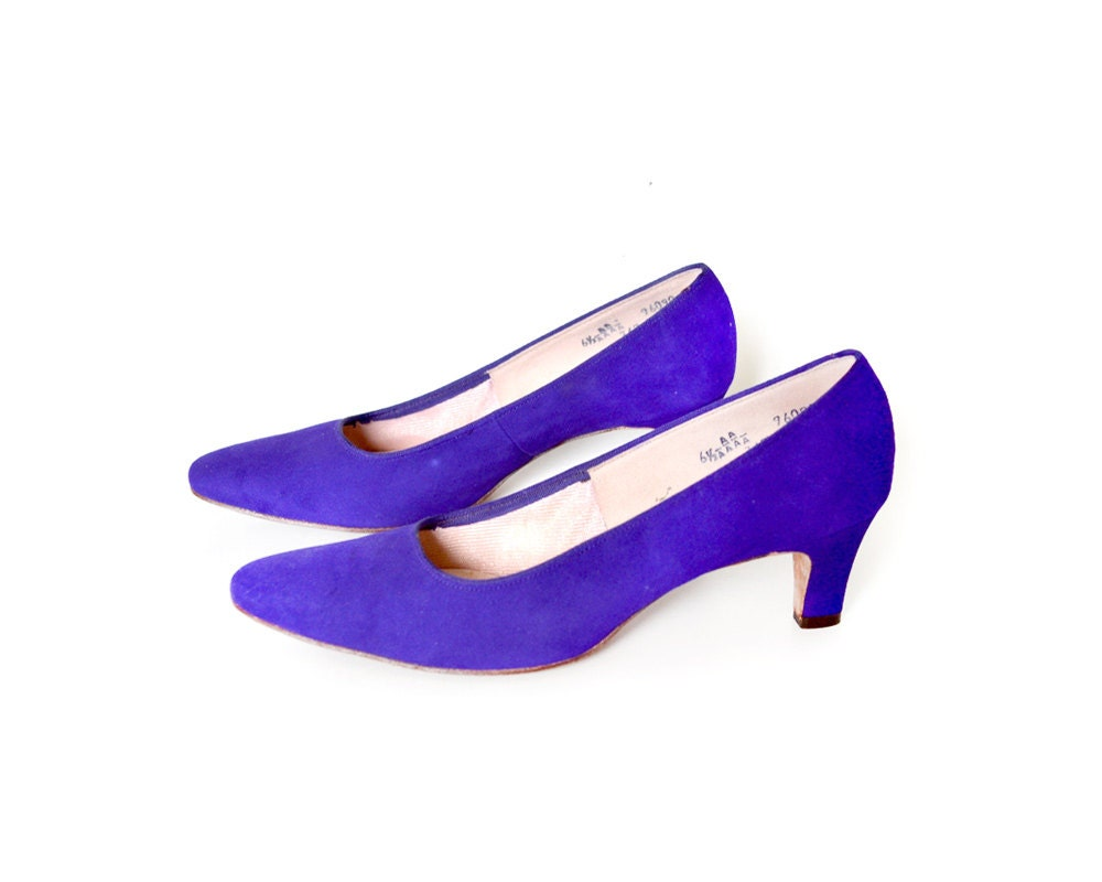 Need To Buy A Pair Of Purple Shoes