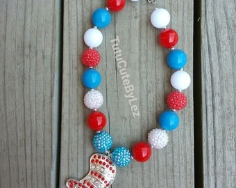 Dr Suess Chunky Bead Necklace