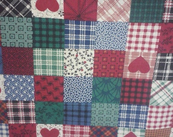 Quilt placemats (set of 4)