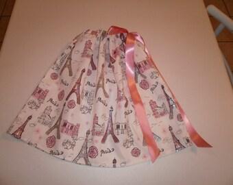 Paris Inspired Pillowcase Dress size 12 Months