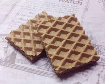 Silicone soap mold Mini Wafers