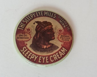 Sleepy Eye Mills - Advertising Mirror