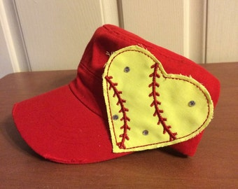 Softball cadet hat