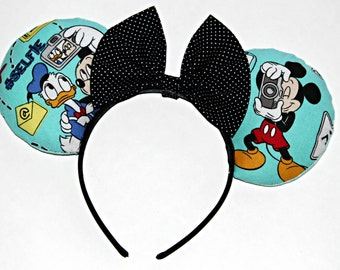 Mickey #selfie ears