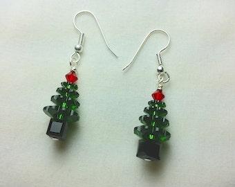 Christmas Tree, Moss Green