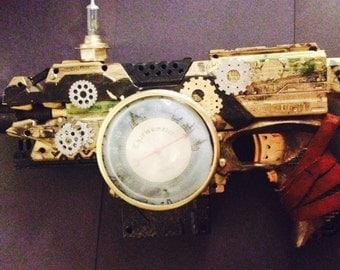 Steampunk Gun With Noise!