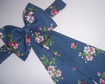 Flower Girl Sash-Girl's Sash-Wedding Sash-Flower Girl Accessory-Matching Sash-Blue Flower Girl Sash-Flower Sash