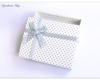 Jewelry Box, gift box with bow