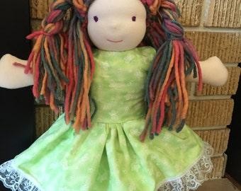 16in Custom Waldorf Doll
