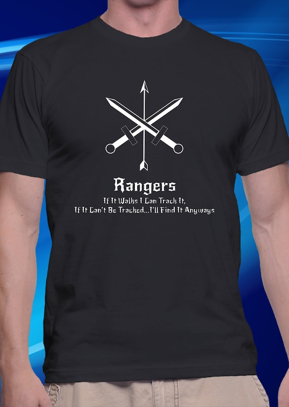 Dnd Inspired Rangers T Shirt By Shirtshaman On Etsy