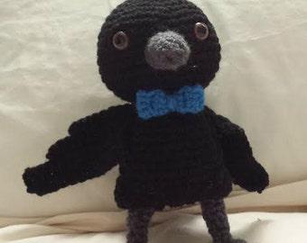 Corbin Crow(Crocheted)