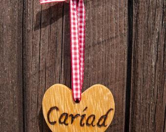 Cariad heart