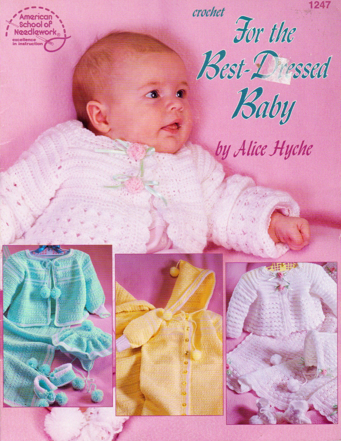For The Best Dressed Baby Crochet Patterns Bunting Bag