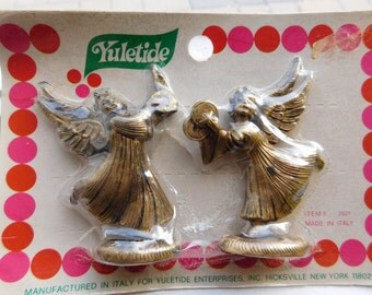 Vintage Angels Christmas Holiday Decor - Made in Italy