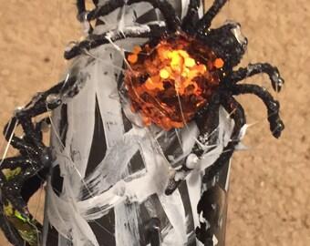 Spider Web Vase