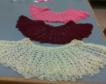 Crochet skirt cover up