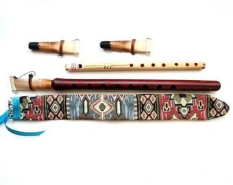 Duduk Professional 3 Reeds, Armenian Duduk, Pro Duduk, Professional Duduk with 3 Reeds, Case, Armenian Oboe, Balaban, Free Gift Flute