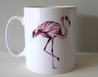 je ne donne pas un mug troupeau flamant rose mug tasse. Black Bedroom Furniture Sets. Home Design Ideas
