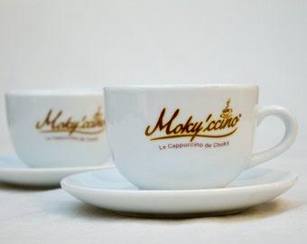 Moky Cino Coffee Cups