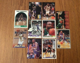 50 Milwaukee Bucks Basketball Cards