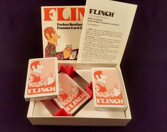Vintage Unopened 1976 Parker Brothers Card Game