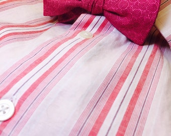 Pink Daze Bow Tie