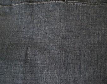 5 Yds kettle cloth dark blue