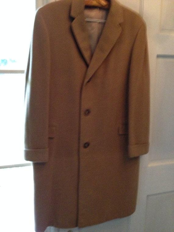 Men S Coat Sale Winter Cashmere Vicuna Topcoat Dress Coat