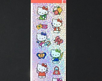 Hello Kitty stickers 2005