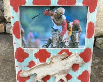 Race Horse Frame