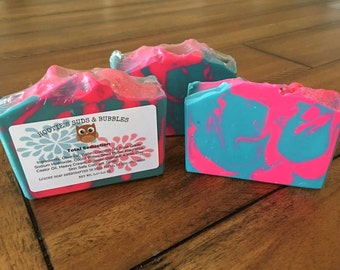 Total Seduction Cold Process Handmade Soap