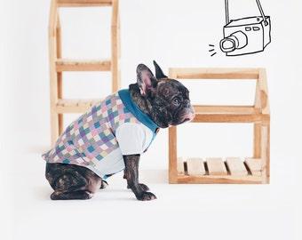 Oh! Basic Shirt / Checkered Pattern