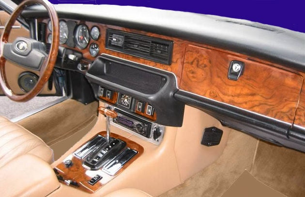 jaguar xj6 s type 1983 1984 1985 1986 1987 premium interior. Black Bedroom Furniture Sets. Home Design Ideas