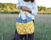 40% off - Go Anywhere Bag Pattern by Noodlehead - code in description