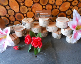 12  Count ... Rustic Wedding Card Holder