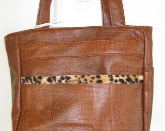 Custom Made Ladies Conceal Carry Handbag #23
