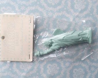 Eraser Statue of Liberty Vintage 1980