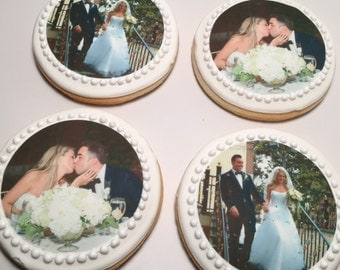 Custom Edible Image Cookies
