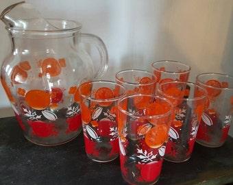 Sale! Retro juice set