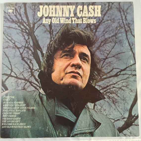 Johnny Cash Vinyl Records Albums LPs For Sale - Used Rare ...