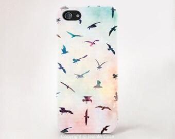 Galaxy Bird with pastel iPhone 6s case bird iPhone 6 plus case iPhone 5s case iPhone 5 case