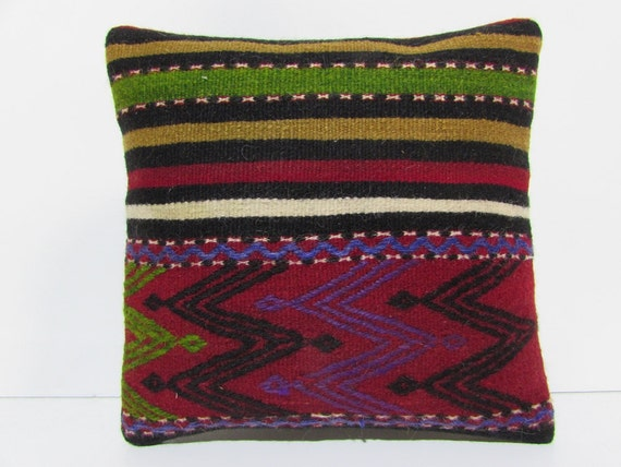 Throw Pillows On Clearance : kilim pillow bench pillow sham kilim pillow set patio pillow