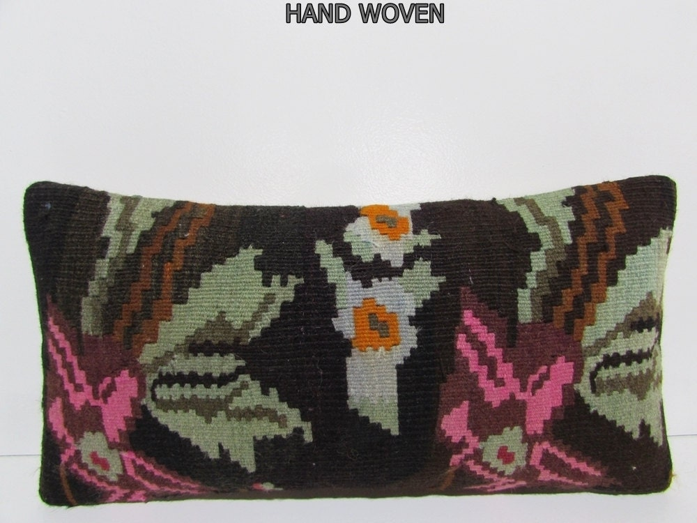 Throw Pillows With Matching Rug : throw pillows sofa 12x24 DECOLIC multicolor area rug lumbar