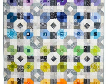 Picnic Plaid Quilt Pattern - SCRAPPY VERSION