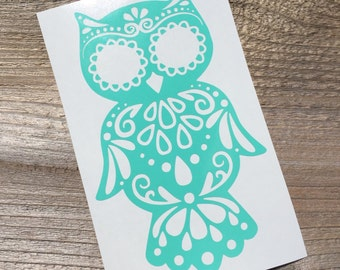 Mom Life Decal Phone Decal Car Decal Cup Decal Yeti Decal - Owl custom vinyl decals for car