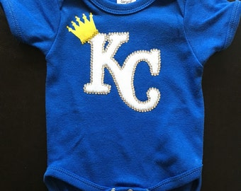 Kansas City Royals Onesie