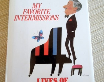 Victor Borge My Favorite Intermissions, Live of the Musical Greats, and Other Facts You Never Knew You Were Missing