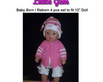 Little Gem 12 inch Baby Born